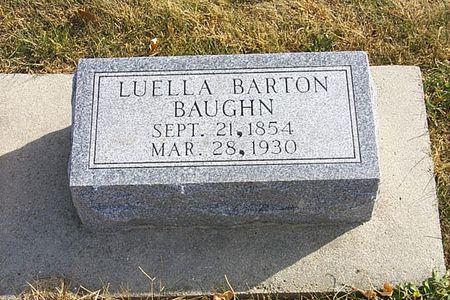 BAUGHN, LUELLA - Shelby County, Iowa | LUELLA BAUGHN