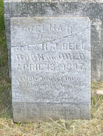 BELL, VELMA R. - Shelby County, Iowa | VELMA R. BELL