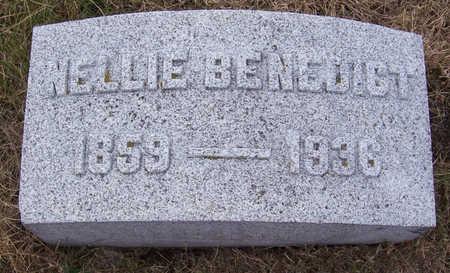 BENEDICT, NELLIE - Shelby County, Iowa | NELLIE BENEDICT