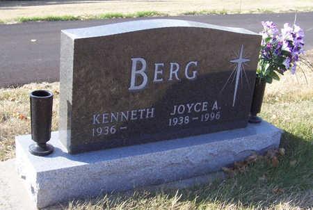 BERG, JOYCE A. - Shelby County, Iowa | JOYCE A. BERG