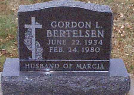 BERTELSEN, GORDON L - Shelby County, Iowa | GORDON L BERTELSEN