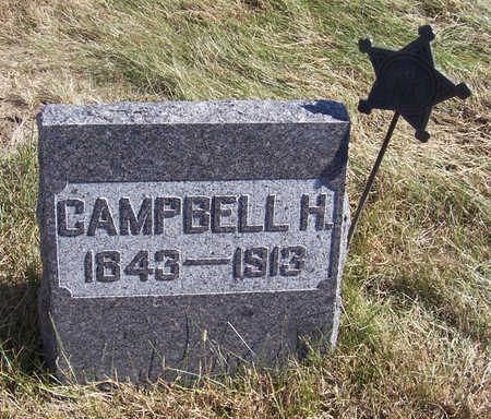 BEST, CAMPBELL H. - Shelby County, Iowa | CAMPBELL H. BEST