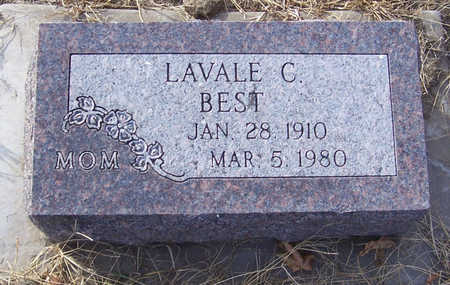BEST, LAVALE C. (MOM) - Shelby County, Iowa | LAVALE C. (MOM) BEST