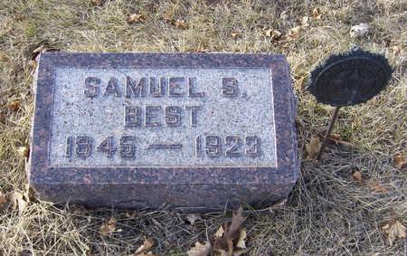 BEST, SAMUEL S. - Shelby County, Iowa | SAMUEL S. BEST