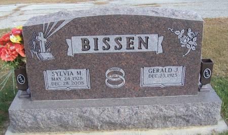 BISSEN, SYLVIA M. - Shelby County, Iowa | SYLVIA M. BISSEN