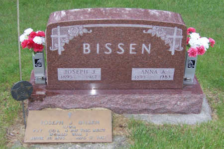BISSEN, JOSEPH J. - Shelby County, Iowa | JOSEPH J. BISSEN
