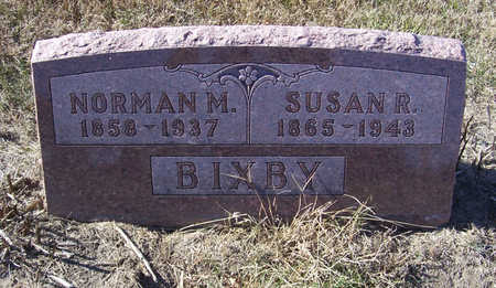 BIXBY, NORMAN M. - Shelby County, Iowa | NORMAN M. BIXBY