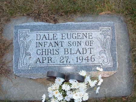 BLADT, DALE EUGENE - Shelby County, Iowa | DALE EUGENE BLADT