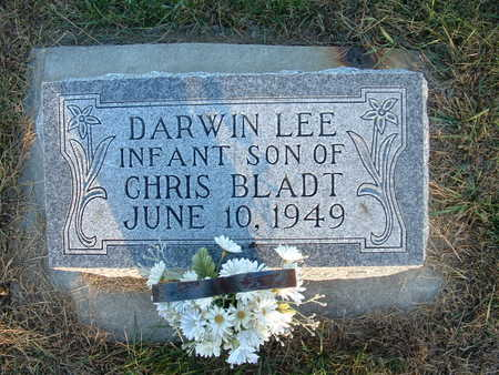 BLADT, DARWIN LEE - Shelby County, Iowa | DARWIN LEE BLADT