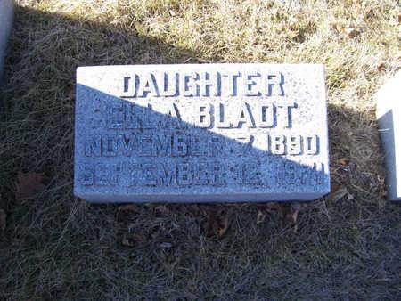 BLADT, ELLA - Shelby County, Iowa | ELLA BLADT