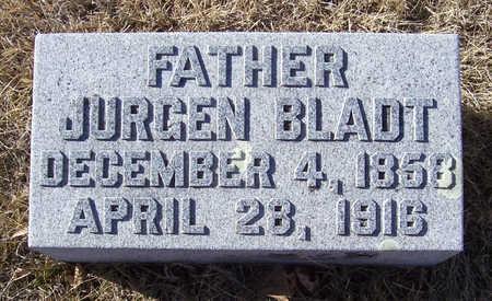BLADT, JURGEN (FATHER) - Shelby County, Iowa | JURGEN (FATHER) BLADT