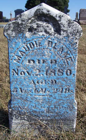 BLAKE, MAUDIE - Shelby County, Iowa | MAUDIE BLAKE