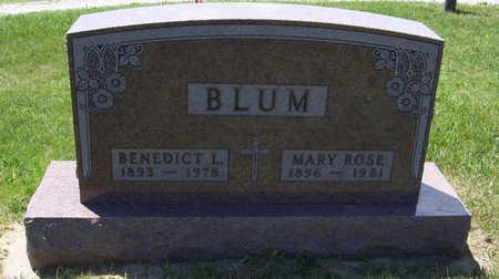 KWAPISZESKI BLUM, MARY ROSE - Shelby County, Iowa | MARY ROSE KWAPISZESKI BLUM