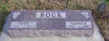 BOCK, VETA - Shelby County, Iowa | VETA BOCK