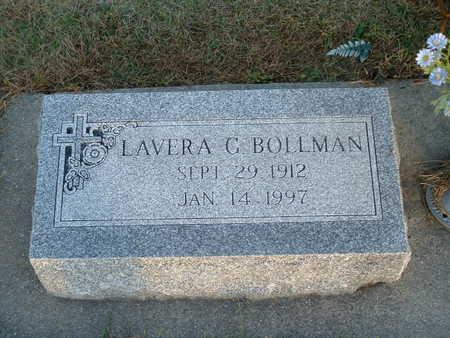 BOLLMAN, LAVERA G - Shelby County, Iowa | LAVERA G BOLLMAN