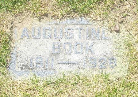 BOOK, AUGUSTINE - Shelby County, Iowa   AUGUSTINE BOOK