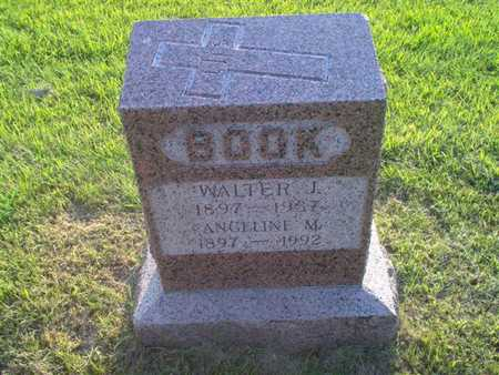 BOOK, ANGELINE MARY - Shelby County, Iowa | ANGELINE MARY BOOK
