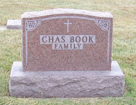 BOOK, CHAS. (FAMILY LOT) - Shelby County, Iowa | CHAS. (FAMILY LOT) BOOK