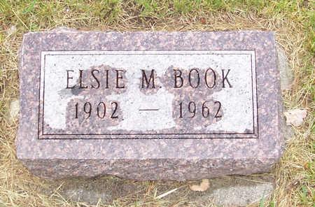 BOOK, ELSIE M. - Shelby County, Iowa | ELSIE M. BOOK