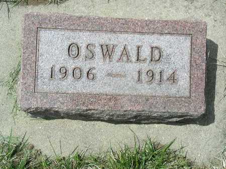 BOOK, OSWALD - Shelby County, Iowa | OSWALD BOOK
