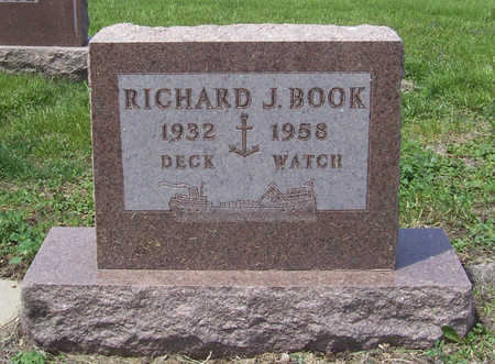 BOOK, RICHARD J. - Shelby County, Iowa   RICHARD J. BOOK