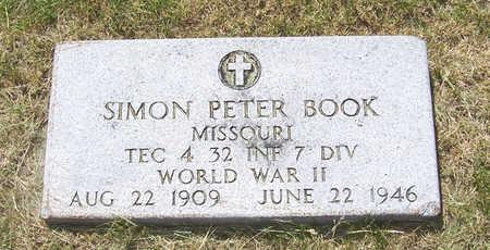 BOOK, SIMON P. - Shelby County, Iowa | SIMON P. BOOK