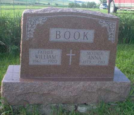 BOOK, WILLIAM - Shelby County, Iowa | WILLIAM BOOK