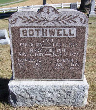 BOTHWELL, JOHN - Shelby County, Iowa | JOHN BOTHWELL