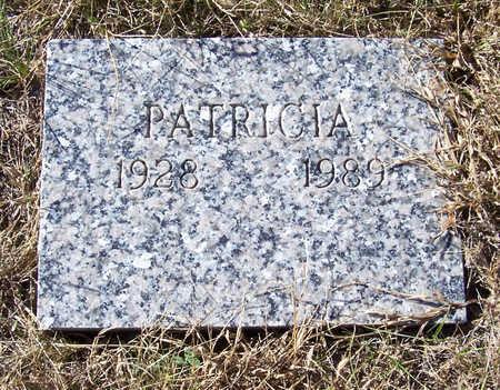 BOTHWELL, PATRICIA A. - Shelby County, Iowa   PATRICIA A. BOTHWELL