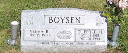 BOYSEN, VELMA R. - Shelby County, Iowa | VELMA R. BOYSEN