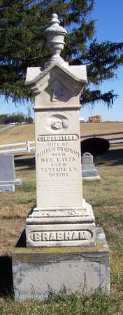 BRABHAM, CINDERELLA L. - Shelby County, Iowa | CINDERELLA L. BRABHAM