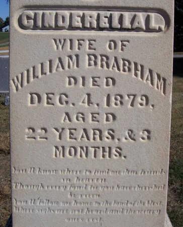 BRABHAM, CINDERELLA L. (CLOSE-UP) - Shelby County, Iowa | CINDERELLA L. (CLOSE-UP) BRABHAM