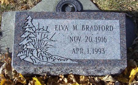 BRADFORD, ELVA M. - Shelby County, Iowa   ELVA M. BRADFORD