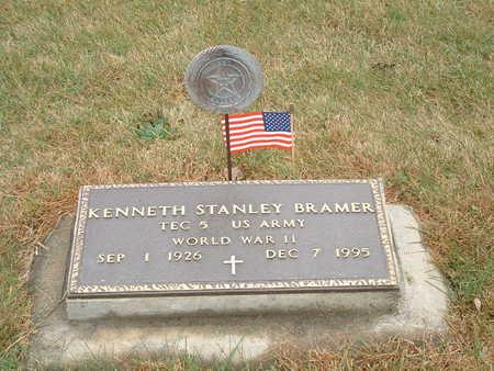 BRAMER, KENNETH STANLEY - Shelby County, Iowa | KENNETH STANLEY BRAMER