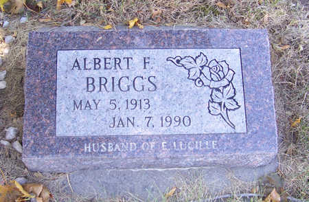 BRIGGS, ALBERT F. - Shelby County, Iowa | ALBERT F. BRIGGS