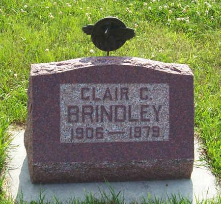 BRINDLEY, CLAIR C. - Shelby County, Iowa   CLAIR C. BRINDLEY