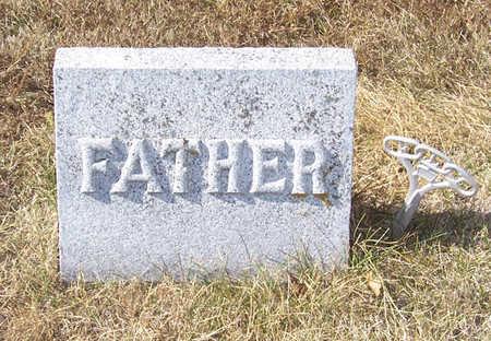 BROWN, SAMUEL W. (FATHER) - Shelby County, Iowa | SAMUEL W. (FATHER) BROWN