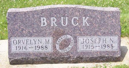 BRUCK, JOSEPH N. - Shelby County, Iowa | JOSEPH N. BRUCK