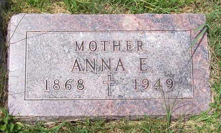 BUCKLEY, ANNA E. (MOTHER) - Shelby County, Iowa | ANNA E. (MOTHER) BUCKLEY