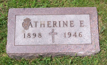 BUCKLEY, CATHERINE E. - Shelby County, Iowa | CATHERINE E. BUCKLEY