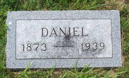 BUCKLEY, DANIEL - Shelby County, Iowa | DANIEL BUCKLEY