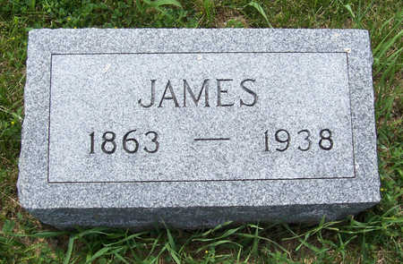 BUCKLEY, JAMES - Shelby County, Iowa   JAMES BUCKLEY