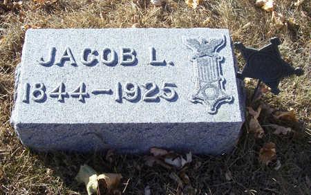 BUCKLEY, JACOB L. - Shelby County, Iowa | JACOB L. BUCKLEY