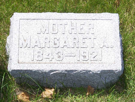 BUCKLEY, MARGARET A. - Shelby County, Iowa   MARGARET A. BUCKLEY