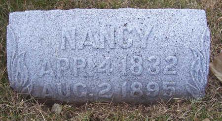 BUCKLEY, NANCY - Shelby County, Iowa | NANCY BUCKLEY