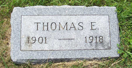 BUCKLEY, THOMAS E. - Shelby County, Iowa | THOMAS E. BUCKLEY