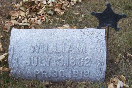 BUCKLEY, WILLIAM - Shelby County, Iowa | WILLIAM BUCKLEY