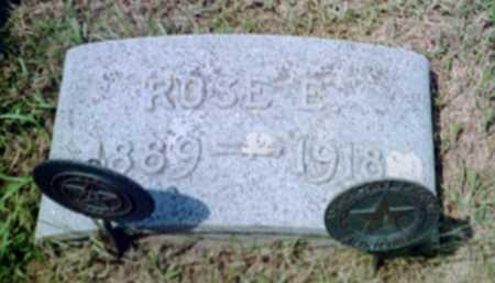 BUMAN, ROSE ELIZABETH - Shelby County, Iowa | ROSE ELIZABETH BUMAN