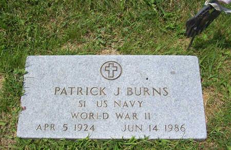 BURNS, PATRICK J. (MILITARY) - Shelby County, Iowa | PATRICK J. (MILITARY) BURNS