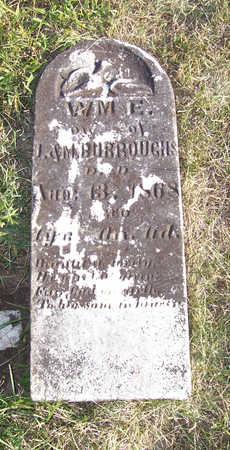 BURROUGHS, WM. E. - Shelby County, Iowa | WM. E. BURROUGHS